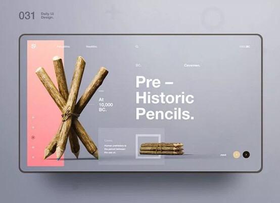 【桂林网页设计培训】网页设计保持借鉴学习很重要