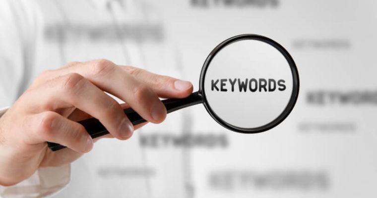 网站优化如何选择关键词?